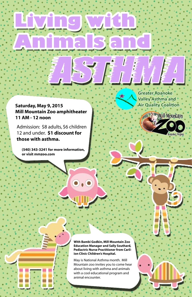 Living with Animals and Asthma